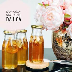 Sâm Saffron mật ong Mama Chuê