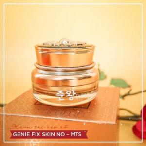 Thuốc đông y Hàn quốc Hỗ trợ Trị sẹo rỗ - Se khít lỗ chân lông Fix Skin No MTS Genie Hàn Quốc