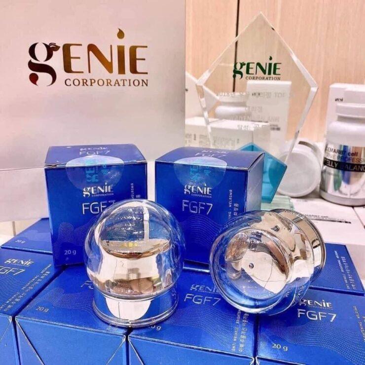 Đánh giá chất lượng của các sản phẩm Genie