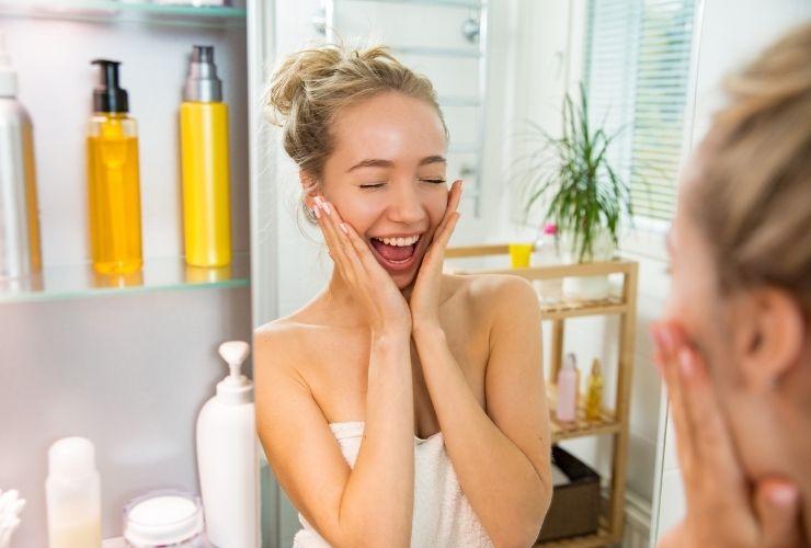Chọn kem dưỡng trắng da mặt dưới 100k phù thuộc với loại da của bạn