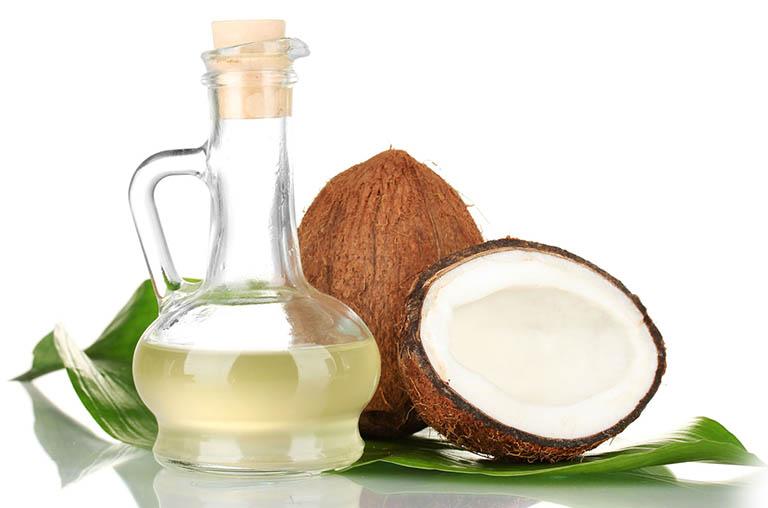 hướng dẫn dưỡng da bằng dầu dừa đúng cách