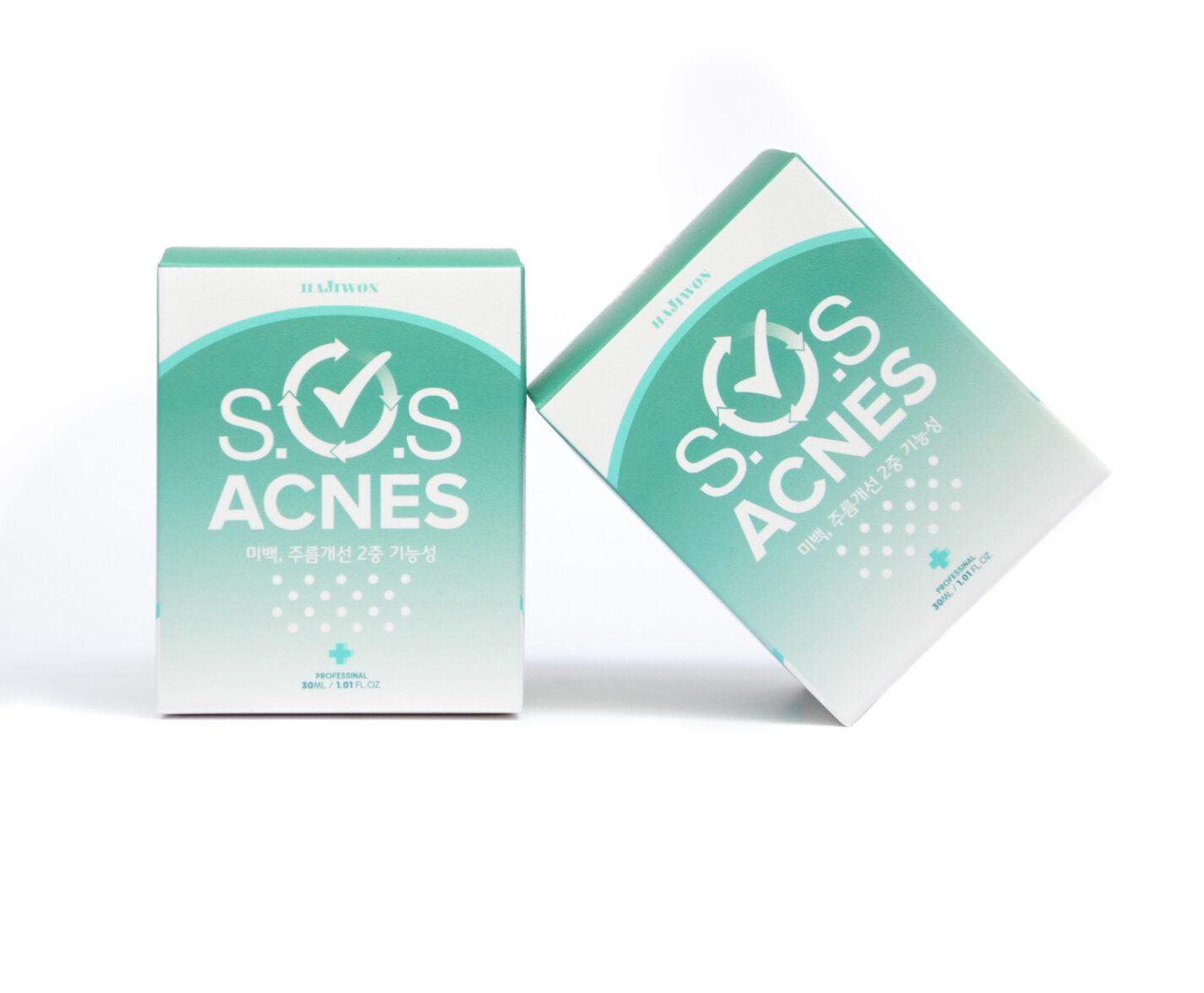 KEM TRỊ MỤN S.O.S ACNES