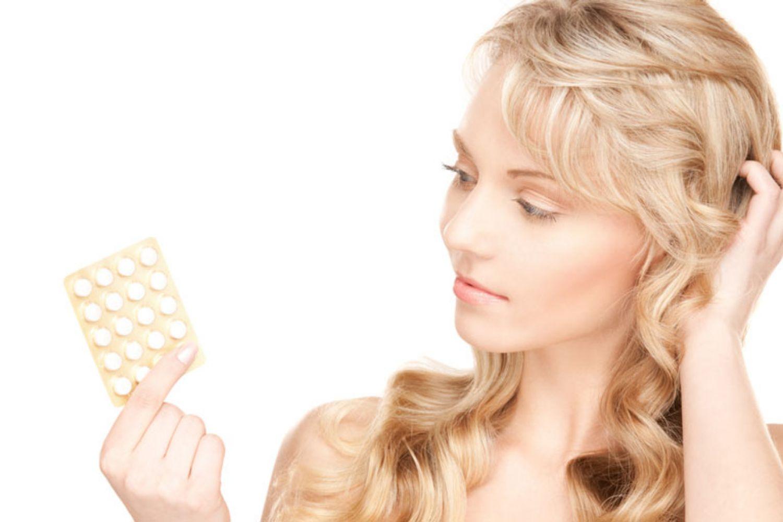 Sử dụng thuốc tránh thai thời gian dài
