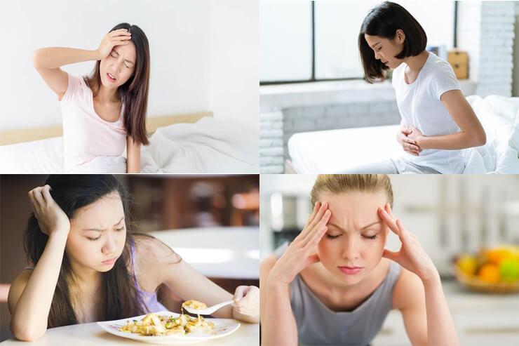 tác hại của việc dùng thuốc giảm cân sai cách