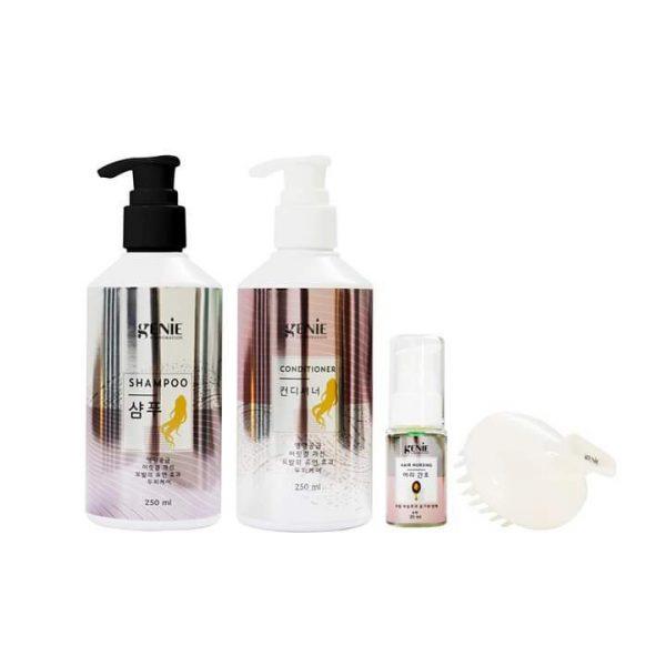 rụng tóc hai bên trán trị bằng bổ sung dầu gội trị rụng tóc