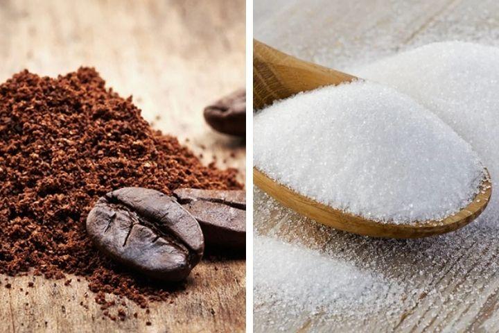 Cách mọc tóc nhanh bằng cà phê và đường