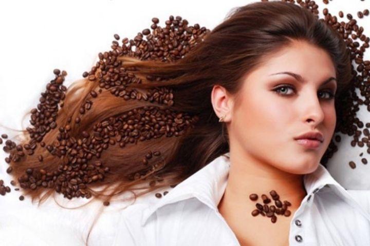 Gội đầu bằng cà phê mọc tóc nhanh