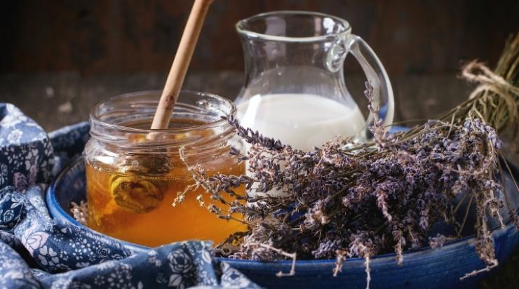 Mật ong và sữa bò tươi hỗ trợ điều trị bệnh tiểu đường