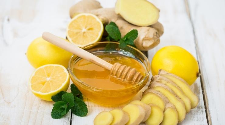 Trà gừng và mật ong hỗ trợ điều trị bệnh tiểu đường