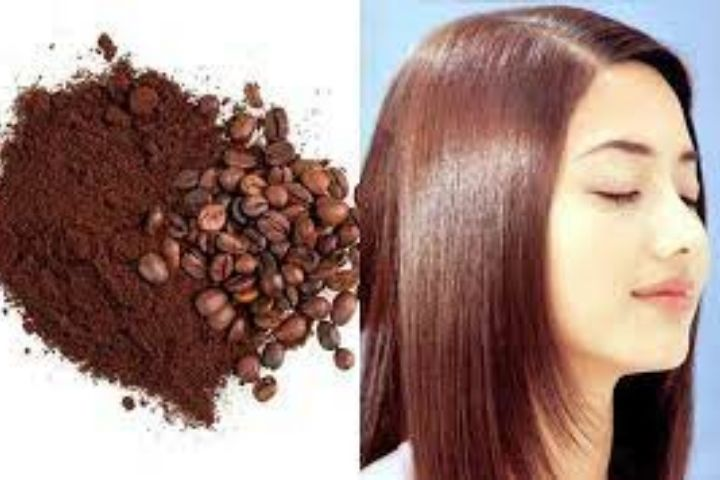 Xịt cà phê mọc tóc