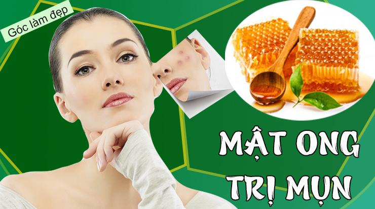 11+ Cách mật ong trị mụn HIỆU QUẢ & KHÔNG bị THÂM SẸO