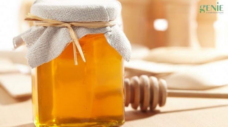 Cách bảo quản mật ong bạc hà