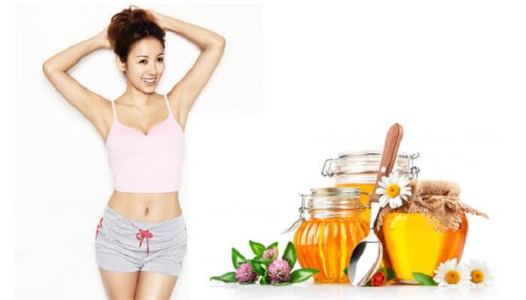 Tác dụng của mật ong bạc hà là hỗ trợ giảm cân