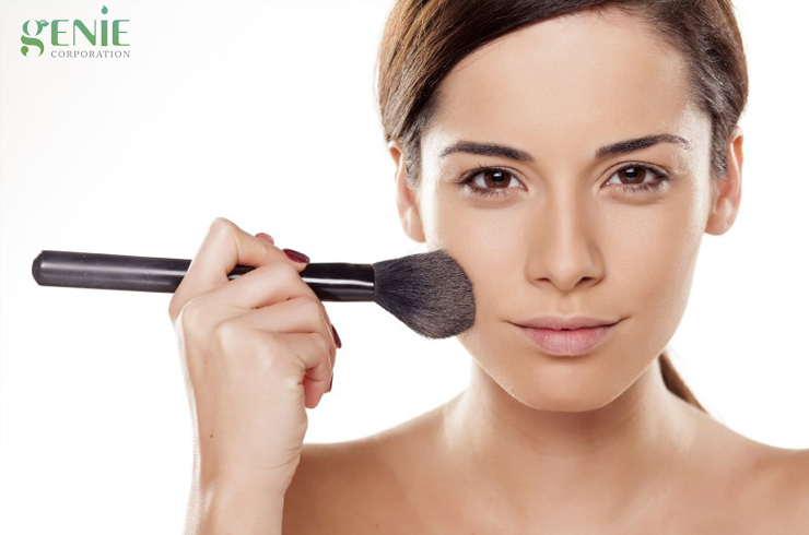 Hạn chế makeup khi không thực sự cần thiết