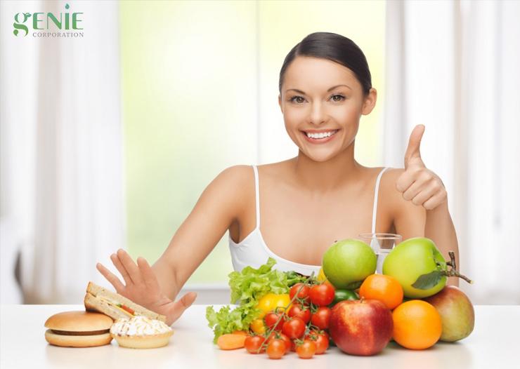 Thực hiện chế độ ăn uống và sinh hoạt một cách khoa học