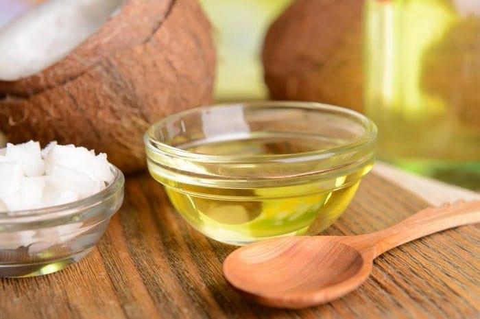 thành phần axit lauric trong dầu dừa có tác dụng gì