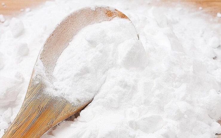 Cách trị thâm đầu gối bằng Baking Soda nguyên chất