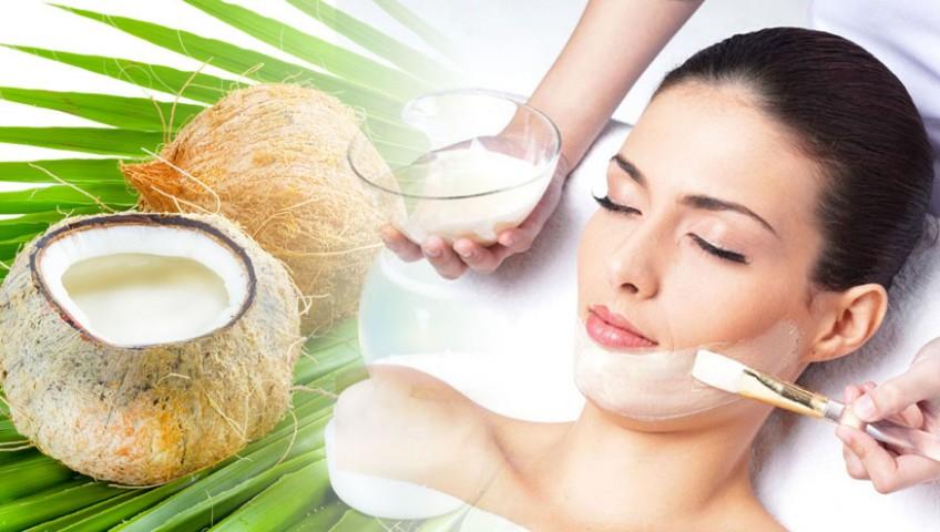Dầu dừa có tác dụng dưỡng ẩm cho da