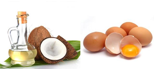 tác dụng của dầu dừa với tóc