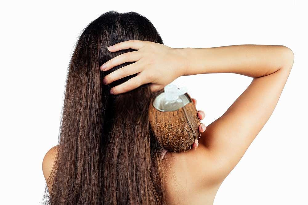 dầu dừa có công dụng dưỡng tóc