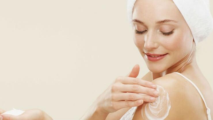Các loại kem và sản phẩm làm mịn da