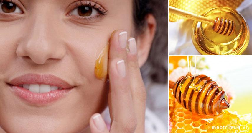Rửa mặt bằng mật ong hàng ngày có tốt không