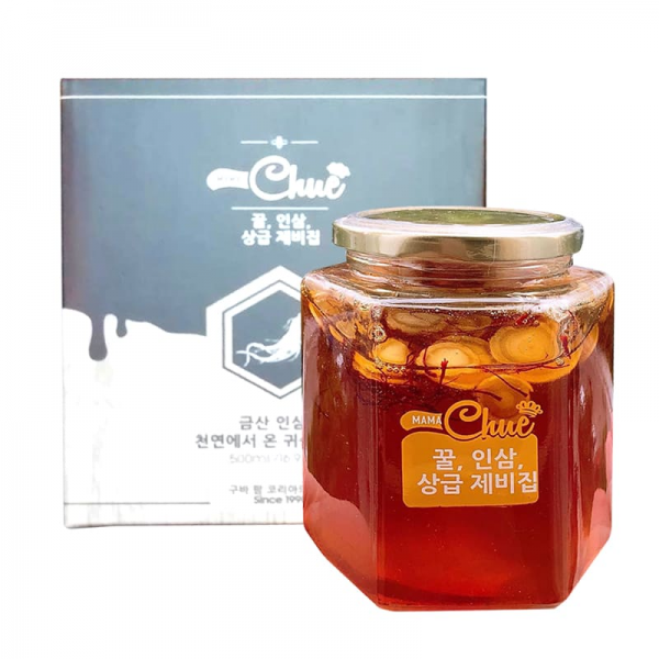 sâm mật ong saffron genie