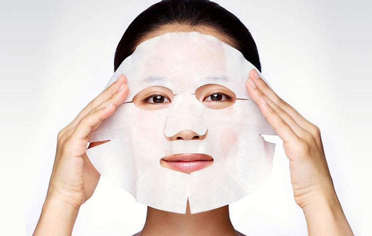 Sheet mask (mặt nạ) là gì