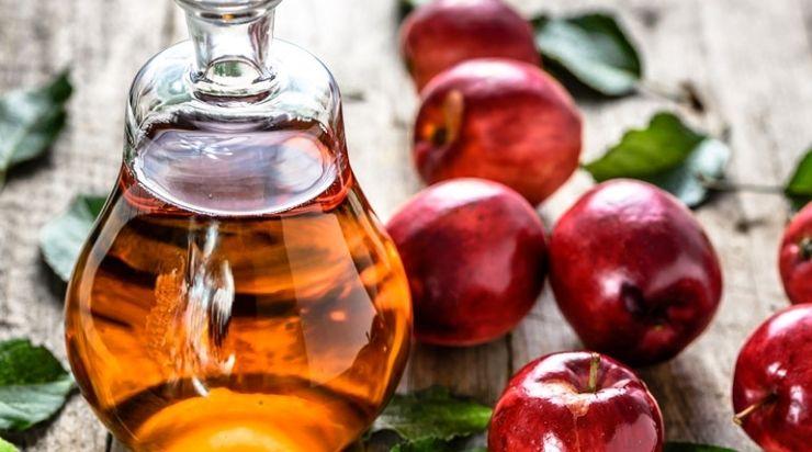 Rửa mặt bằng giấm táo có tốt không